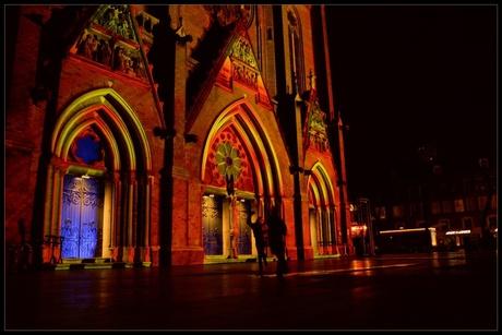 Catharinakerk Glow