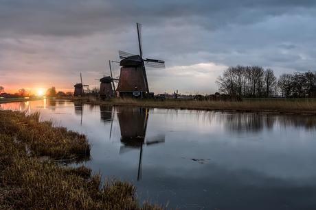 A memorable sunrise