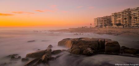 Cape Town Sunset - Zonsondergang bij Houtbaai in Kaapstad, Zuid Afrika - foto door eyefocus-76 op 12-06-2012 - deze foto bevat: zee, sunset, cape, zonsondergang, hout, kaapstad, afrika, capetown, town, zuid afrika, houtbaai