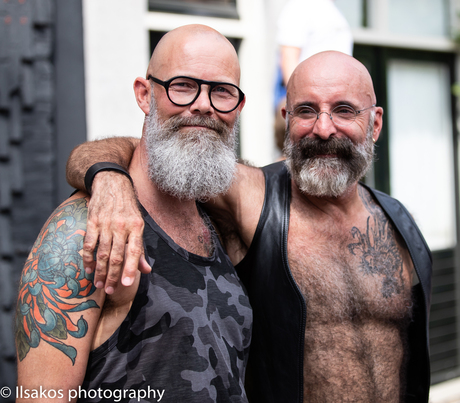 Amsterdam Pride Happy Gay