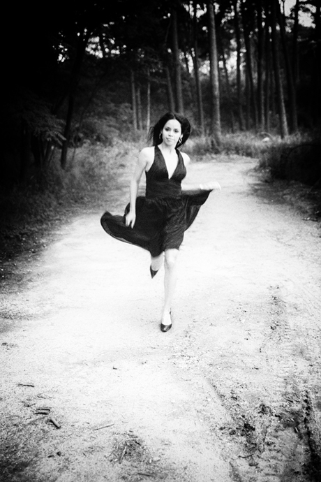 Run away...