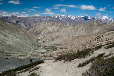 View from Kandala Pass