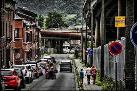 Liège, la Vieille Ville Industrielle