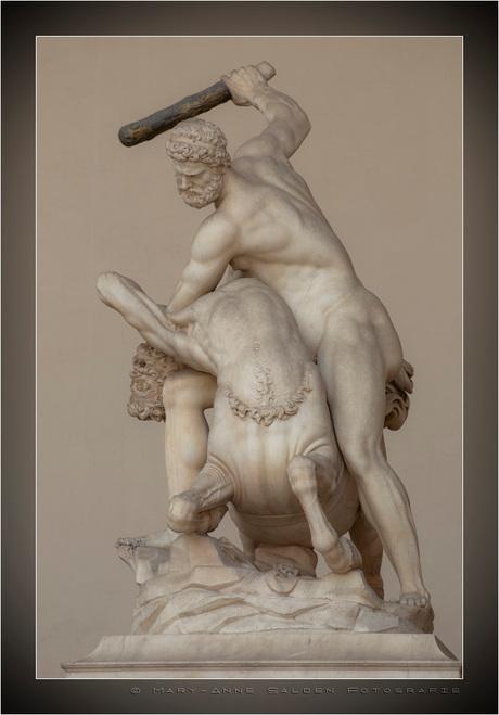 Hercules en de Centaur