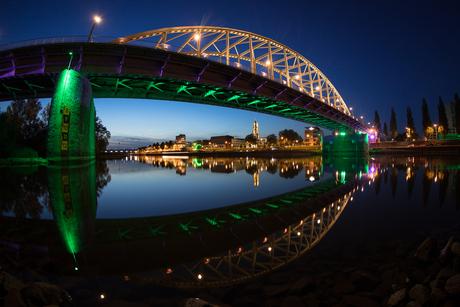 John frostbrug in Arnhem.