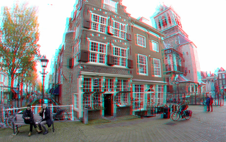 Delft 3D GoPro anaglyph