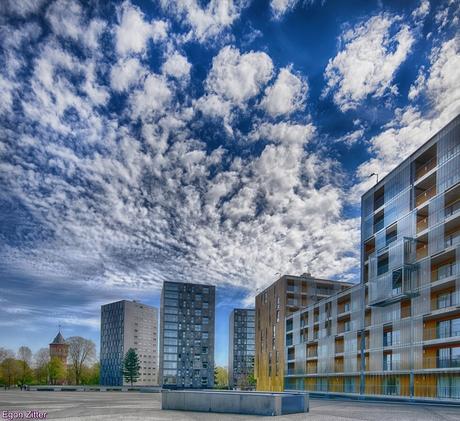 Breda city april 2021