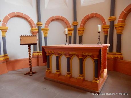 kapel kasteel Vianden