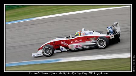 Formule 3 - Foto, genomen tijdens de Formule 3 race op het Circuit Assen tijdens de Rizla Racing Days 2009. - foto door Robert1975 op 11-08-2009 - deze foto bevat: assen, Formule 3