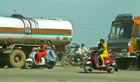 Colourful Traffic