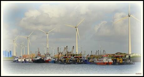 Eemshaven..