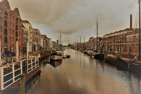 Delftshaven Rotterdam