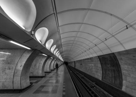 Anděl metrostation Prague
