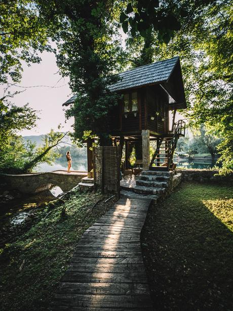 Japodski Otoci Treehouse