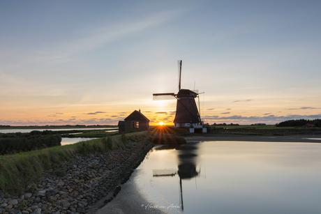 Texel Molen Noorden