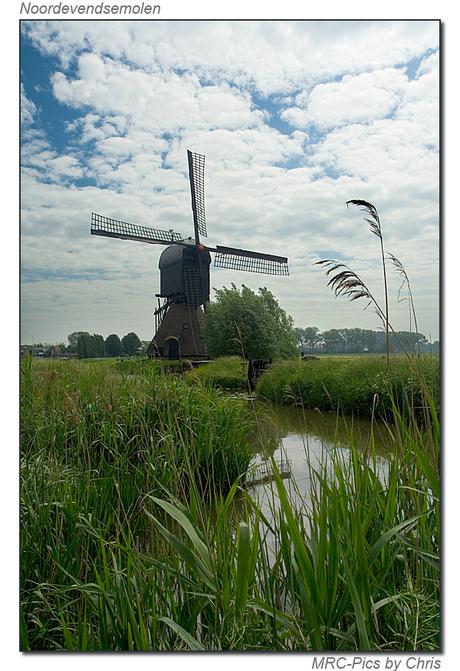 Promotie Brabant - Noordevendsemolen