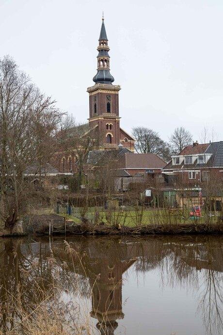 Hervormde kerk Farmsum