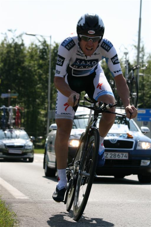 enecotour 1 - - - foto door glimmend op 18-08-2009 - deze foto bevat: rotterdam, wielrennen, enecotour