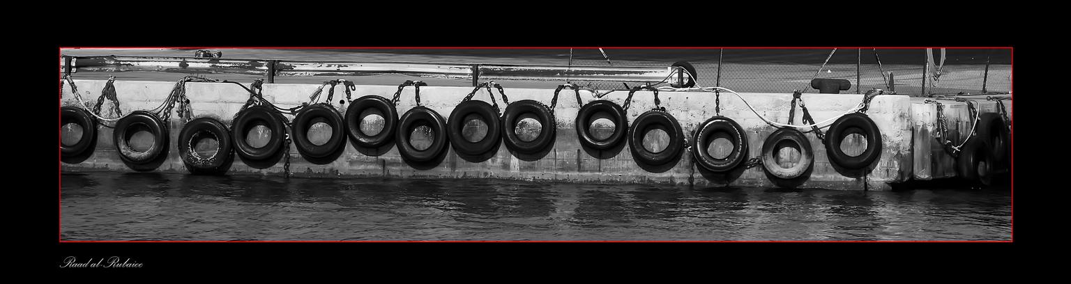Auto Banden!!!!! - - - foto door Raad_zoom op 27-01-2009 - deze foto bevat: kade
