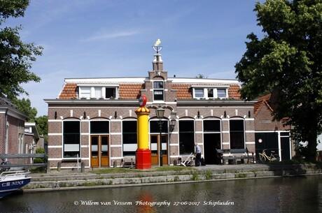 Schipluiden dorp