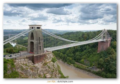 Clifton Supsension Bridge