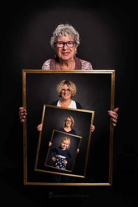Vier generaties