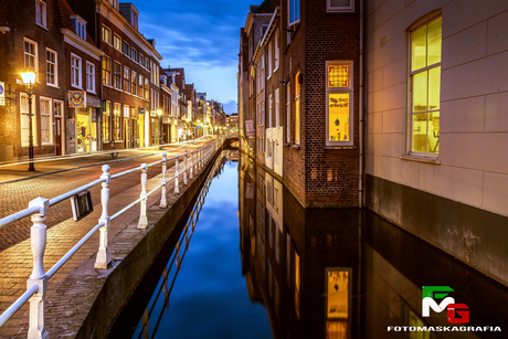 In Delft