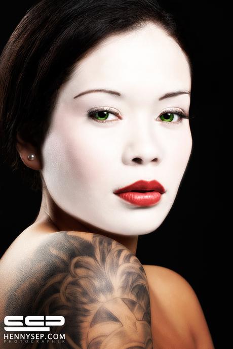 Rose - Geisha