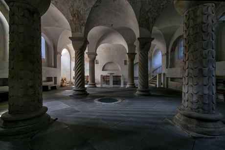 Crypte Lebuinuskerk Deventer
