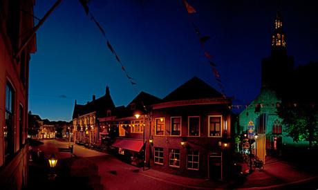Groenlo by night