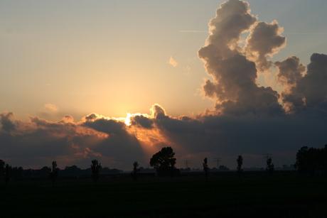 Groeiende wolken