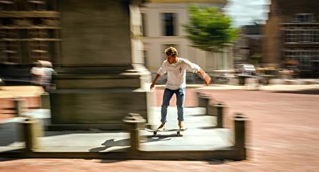 Skate Boarder...