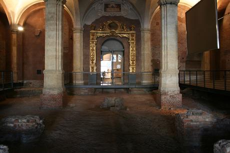 Middeleeuws gebouw, Turijn