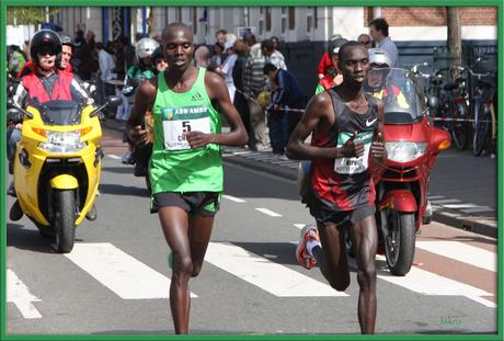 Winnaar Rotterdam Marathon 2011