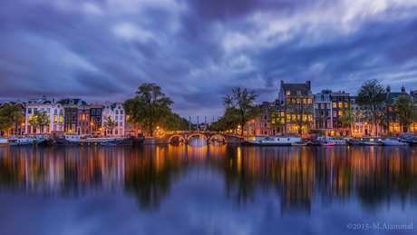 Amsterdam City Lights
