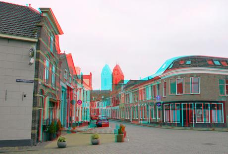 Oudewater (Provincie Utrecht) 3D