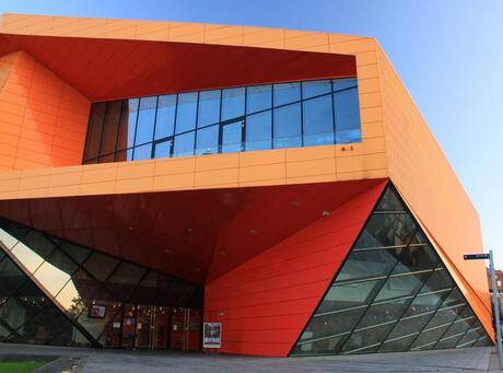 Agora theater Lelystad (1)