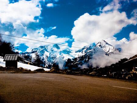 Les2Alpes - - - foto door joerih op 22-11-2009 - deze foto bevat: sneeuw, frankrijk, bergen, ski, alpen, snowboard, Les2Alpes