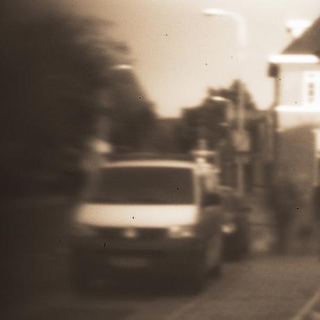 Mijn eerste Pinhole foto