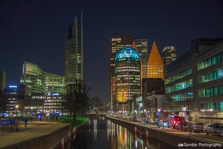 Den Haag. Holland.