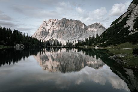 Zugspitze.
