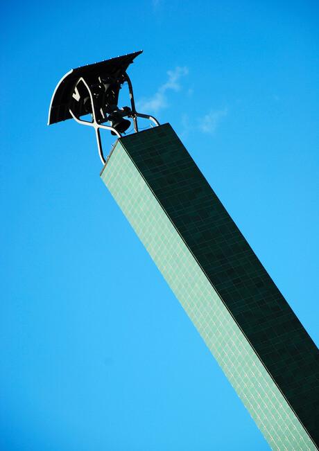 Klokketoren WTC Rotterdam