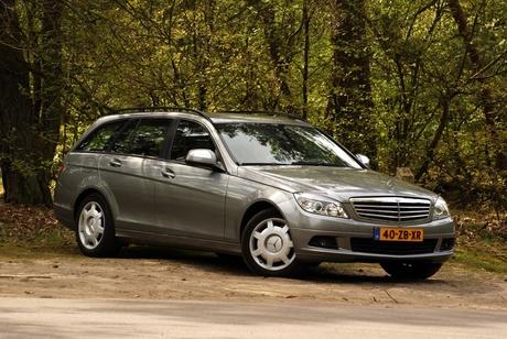 It's a Mercedes!