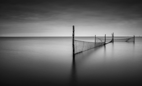 De netten van het IJsselmeer