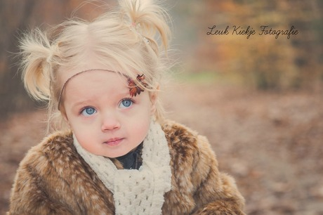 Vita met haar mooie ogen.