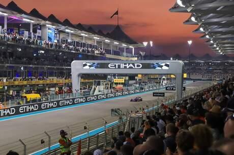 Formule 1 Abu Dhabi, Yas Marina 2019
