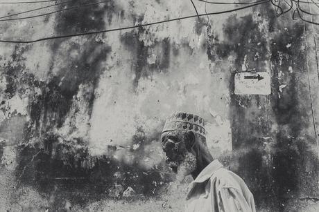 Man in Zanzibar Stonetown