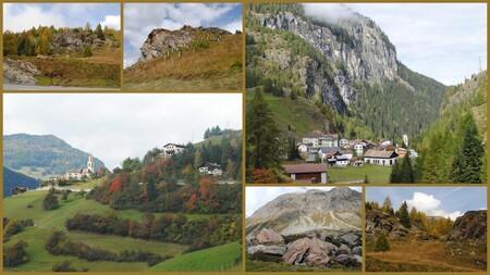 Bergen van Zwitserland. - Op de terugweg naar Nederland reden wij door de bergen van Zwitserland weer terug en niet door de St Gotthardtunnel wij reden vanaf Porlezza aan het  - foto door FemmieKoekoek op 17-10-2014