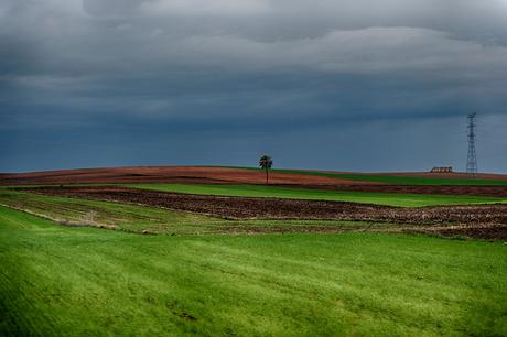 Landschap Spanje