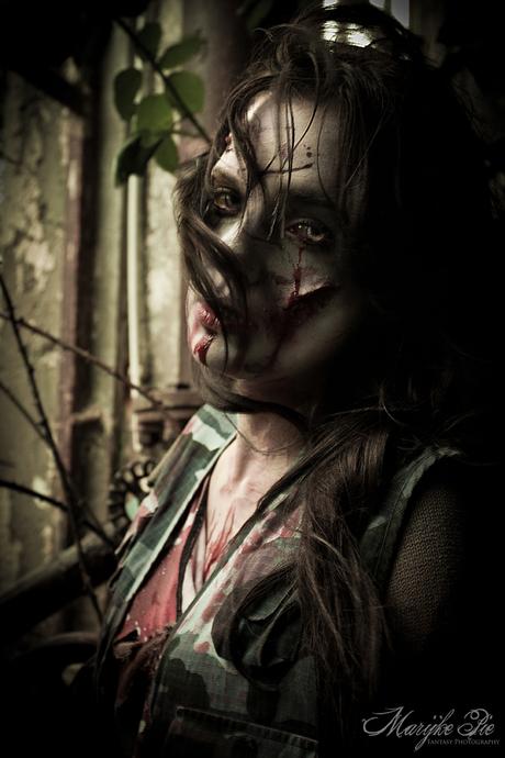 Resident Evil, Zombie